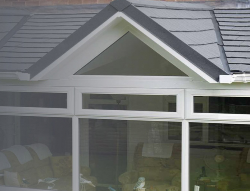 4 Benefits of a Conservatory
